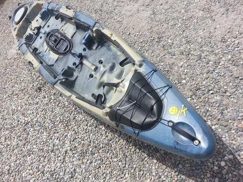 Jackson kayak big tuna urban camo for sale in brick new for Used fishing kayaks for sale