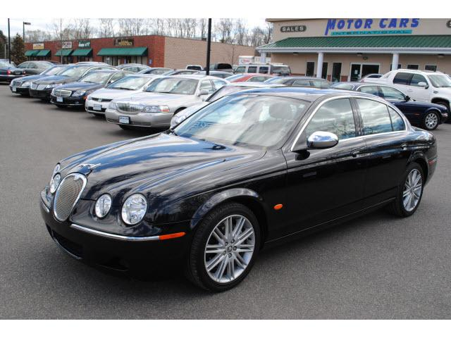 JAGUAR S-Type 3.0 4dr Sedan 2008