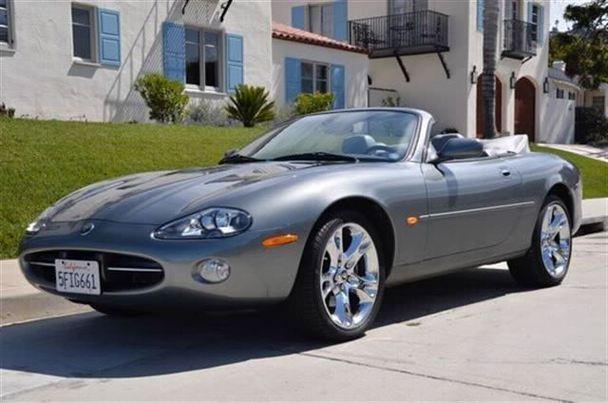 jaguar xk8 for sale in san diego california classified. Black Bedroom Furniture Sets. Home Design Ideas