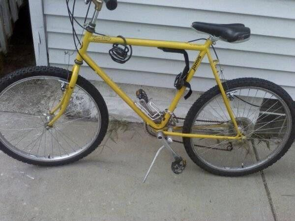 Jamis 18 Speed Cross Country Bike