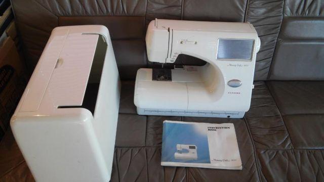 janome 9000 sewing machine