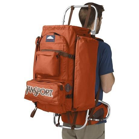Jansport D2 Backpack External Frame