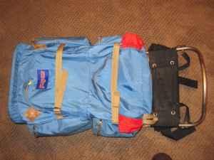 Jansport External Frame Backpack - $50 Greer