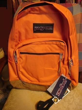 JanSport Rightpack Backpack - Orange