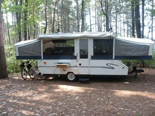 Perfect Camper Jayco  4500 Fremont  RV RVs For Sale  Northern Wisconsin