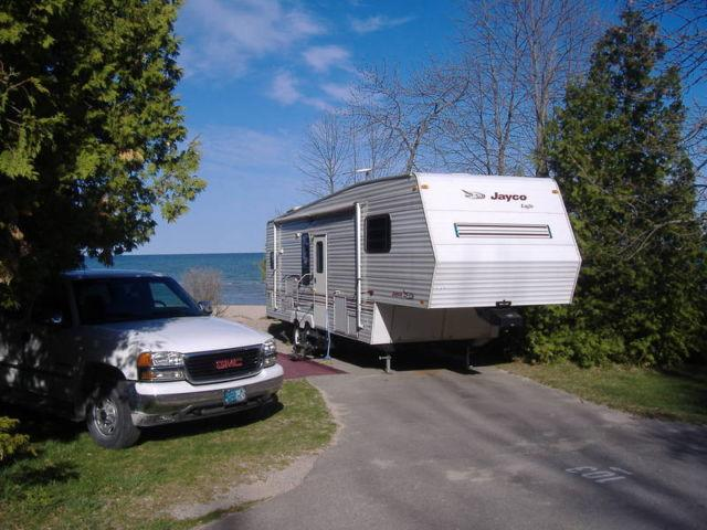 Jayco Travel Trailers For Sale In Michigan