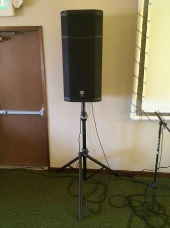 JBL PRX635 15 3-Way Powered Speakers