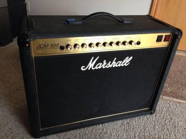 JCM 900 Marshall Amp - $500