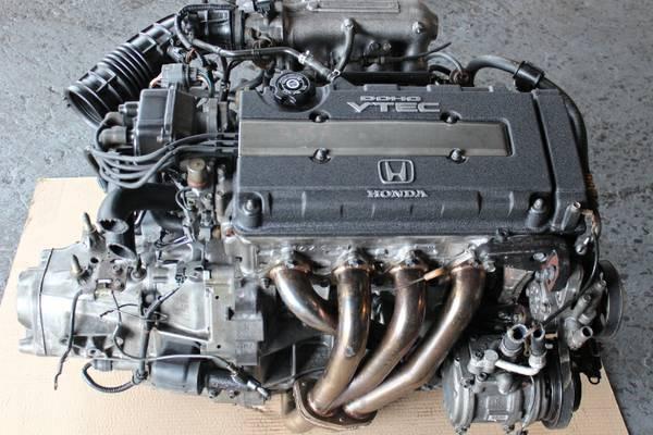 jdm honda civic ba sir engine  lsd manual transmission  sale  clifton  jersey