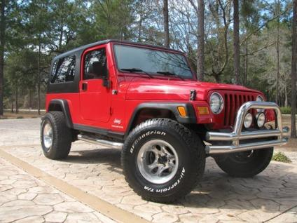 jeep 2005 jeep wrangler unlimited for sale in brookings south dakota classified. Black Bedroom Furniture Sets. Home Design Ideas