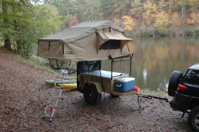 Jeep 4x4 Suv Camping Utility Trailers For Sale In Fort