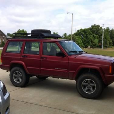 jeep cherokee xj 4x4 classic for sale in dyersburg tennessee. Cars Review. Best American Auto & Cars Review