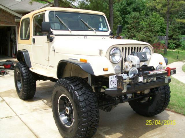 jeep cj cj7 for sale in dallas texas classified. Black Bedroom Furniture Sets. Home Design Ideas