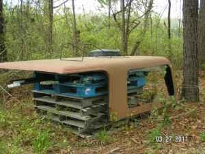 Jeep Hunting Stand Top Crystal Springs For Sale In