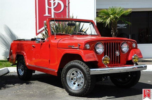 jeep kaiser jeepster commando for sale in bellevue washington classified. Black Bedroom Furniture Sets. Home Design Ideas