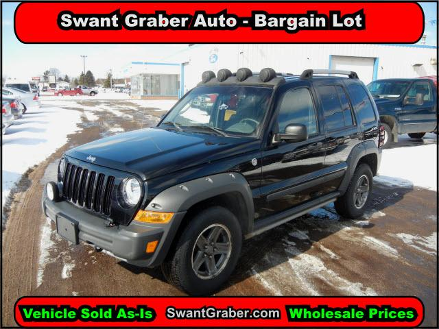 Jeep liberty renegade 4dr suv 4wd 2006 for sale in poskin for Swant graber motors barron wi