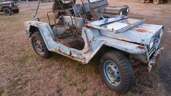 jeep military m151a1 mutt 1961 ford for sale in chickamauga georgia classified. Black Bedroom Furniture Sets. Home Design Ideas