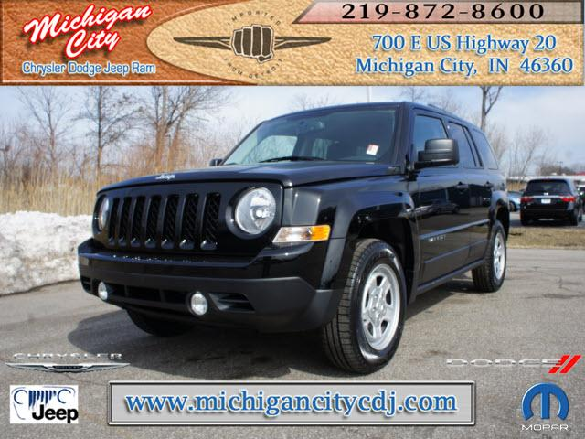 jeep patriot sport 4dr suv 2014 for sale in long beach indiana classified. Black Bedroom Furniture Sets. Home Design Ideas