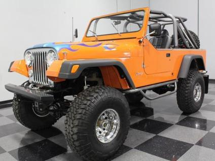 jeep scrambler cj8 1982 for sale in auburn california classified. Black Bedroom Furniture Sets. Home Design Ideas
