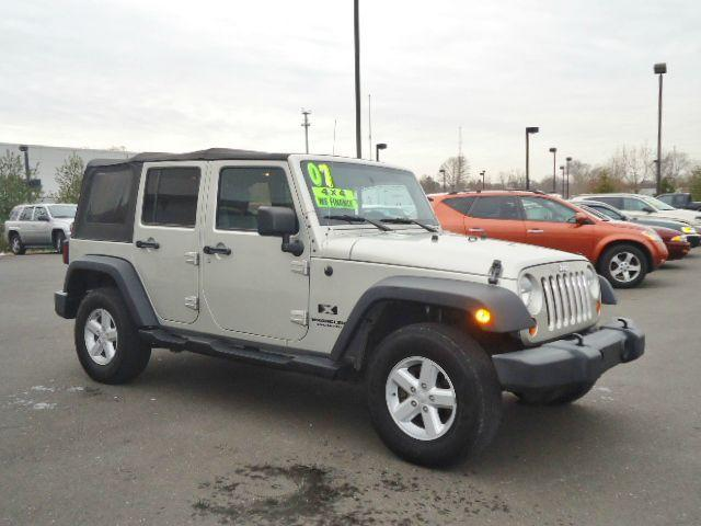 jeep wrangler 2007 for sale in hulmeville pennsylvania classified. Black Bedroom Furniture Sets. Home Design Ideas