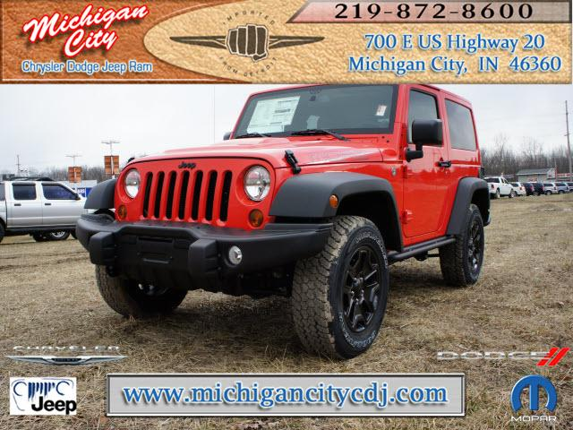 jeep wrangler 4x4 moab 4dr suv 2013 for sale in long beach indiana classified. Black Bedroom Furniture Sets. Home Design Ideas