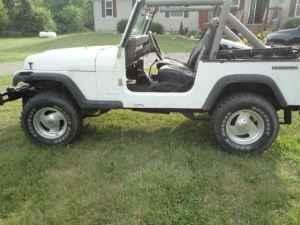 jeep wrangler aftermarket wheels and tires springfield for sale in dayton ohio classified. Black Bedroom Furniture Sets. Home Design Ideas