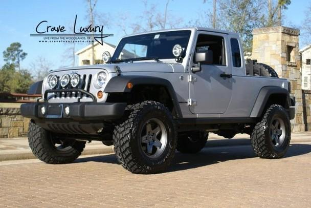 Jeep Wrangler Jk 8 4x4 For Sale In The Woodlands Texas Classified