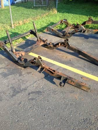 JEEP WRANGLER OWNERS 1986-2000 FRAME ISSUES ...