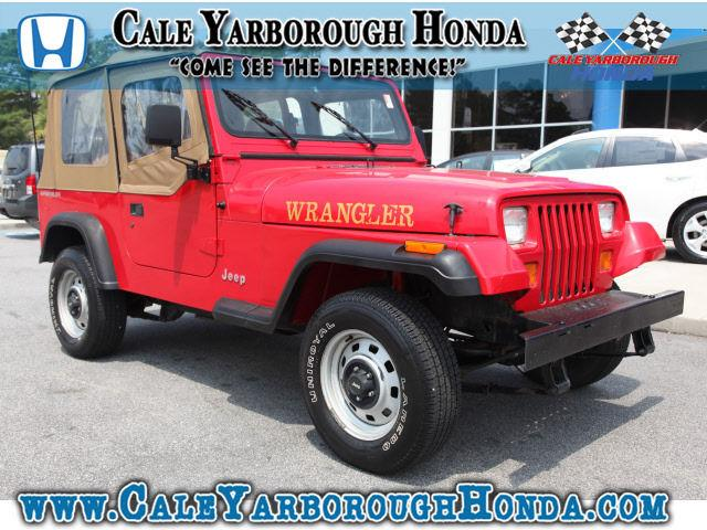 jeep wrangler s 1992 1992 jeep wrangler s car for sale in florence sc 4427059473 used cars. Black Bedroom Furniture Sets. Home Design Ideas