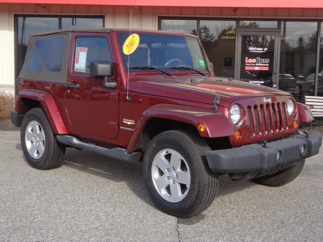 jeep wrangler sahara 2dr suv 4wd 2007 for sale in windham maine classified. Black Bedroom Furniture Sets. Home Design Ideas