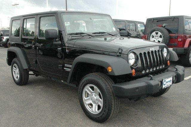 jeep wrangler unlimited 2010 for sale in denver colorado classified. Black Bedroom Furniture Sets. Home Design Ideas
