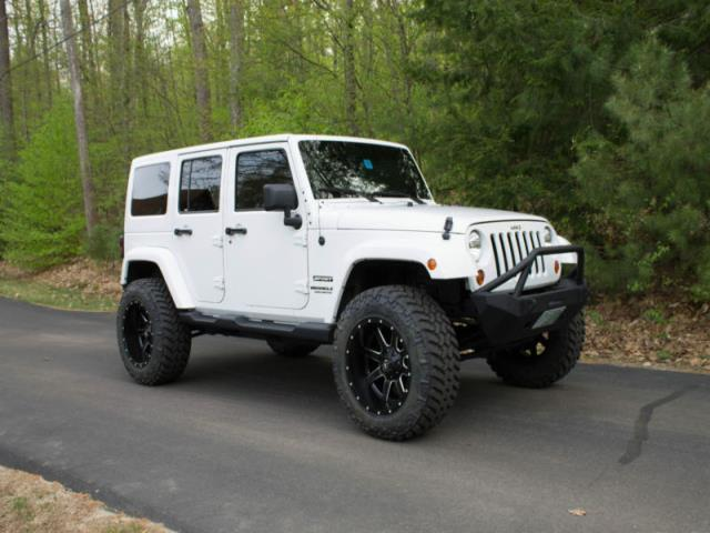 Jeep Wrangler Unlimited Sport Sport Utility 4 Door For