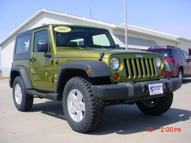 jeep wrangler x 2007 2007 jeep wrangler car for sale in lone tree ia 4427146011 used cars. Black Bedroom Furniture Sets. Home Design Ideas