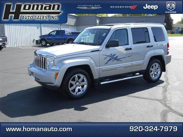 jeep liberty 2008 for sale in waupun wisconsin classified. Cars Review. Best American Auto & Cars Review