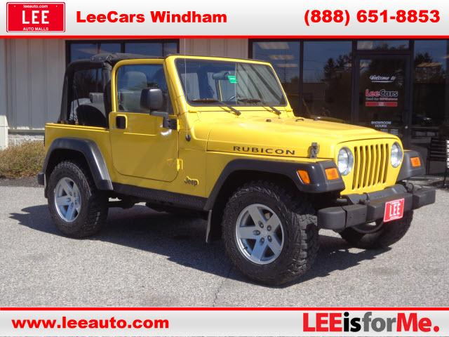 jeep wrangler rubicon 2dr suv 4wd 2006 for sale in windham maine classified. Black Bedroom Furniture Sets. Home Design Ideas