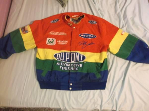 jeff gordon jacket - $100