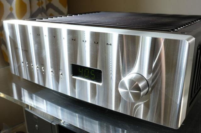 Jeff Rowland Continuum S2 Integrated Amp with DAC card