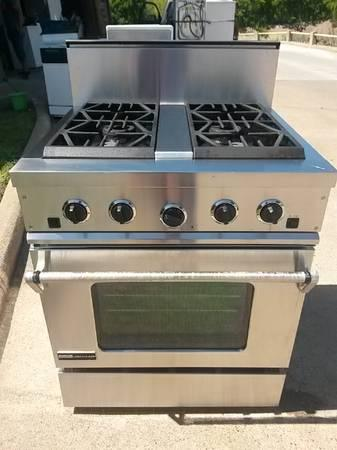 Jenn Air Stainless Steel GAS Range - $849