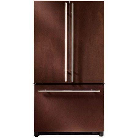 Jennair Oil Rubbed Bronze Bottom Freezer French Door Refrigerator Rep For Sale In Paterson New