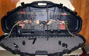 jennings gamemaster compound bow - $225