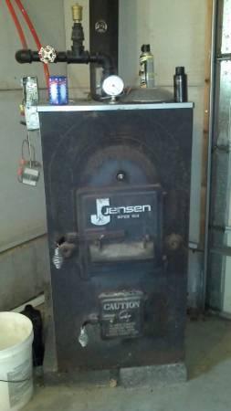 Jensen Indoor Wood Boiler Bo Or For Sale In Rosewood