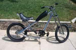 Jesse James Chopper Bike - $175 (Porterville)