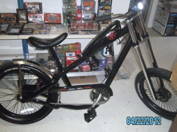 jesse james chopper bicycle Bicycles for sale in the USA - new and ...