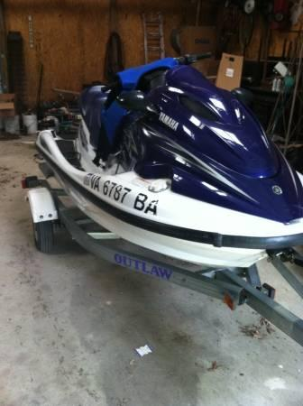 Jet ski 2003 yamaha waverunner xlt 1200 for sale in for Yamaha wave runner parts