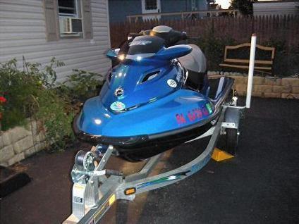 Jet ski 2007 Sea doo GTX LIMITED and trailer