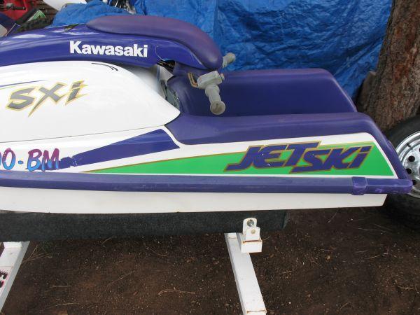 Kawasaki Stand Up Jet Ski For Sale Uk