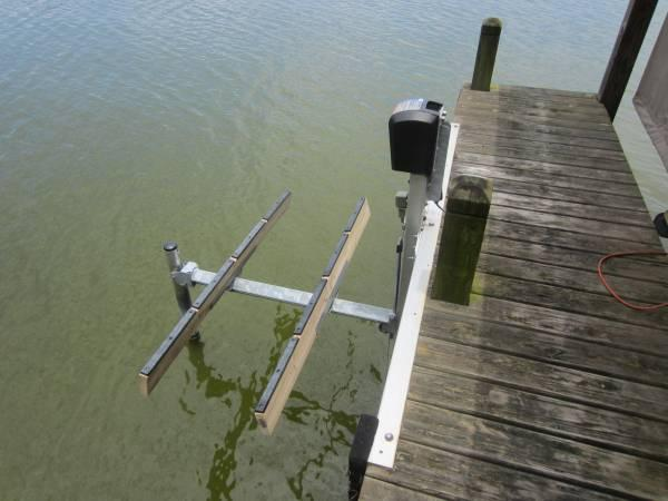 Jet Ski Lifts For Sale >> Jet Ski Lift Electric For Sale In Winter Haven Florida Classified
