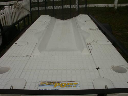 JET SKI/PWC SPORTPORT 512 FLOATING DOCK~DRIVE ON SYSTEM for