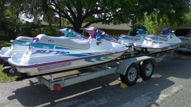 Jet Ski Trailer Four Place Quad Trailer For Sale In
