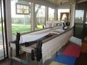 Jewel Baby Lock Long Arm Quilting Machine Abilene For